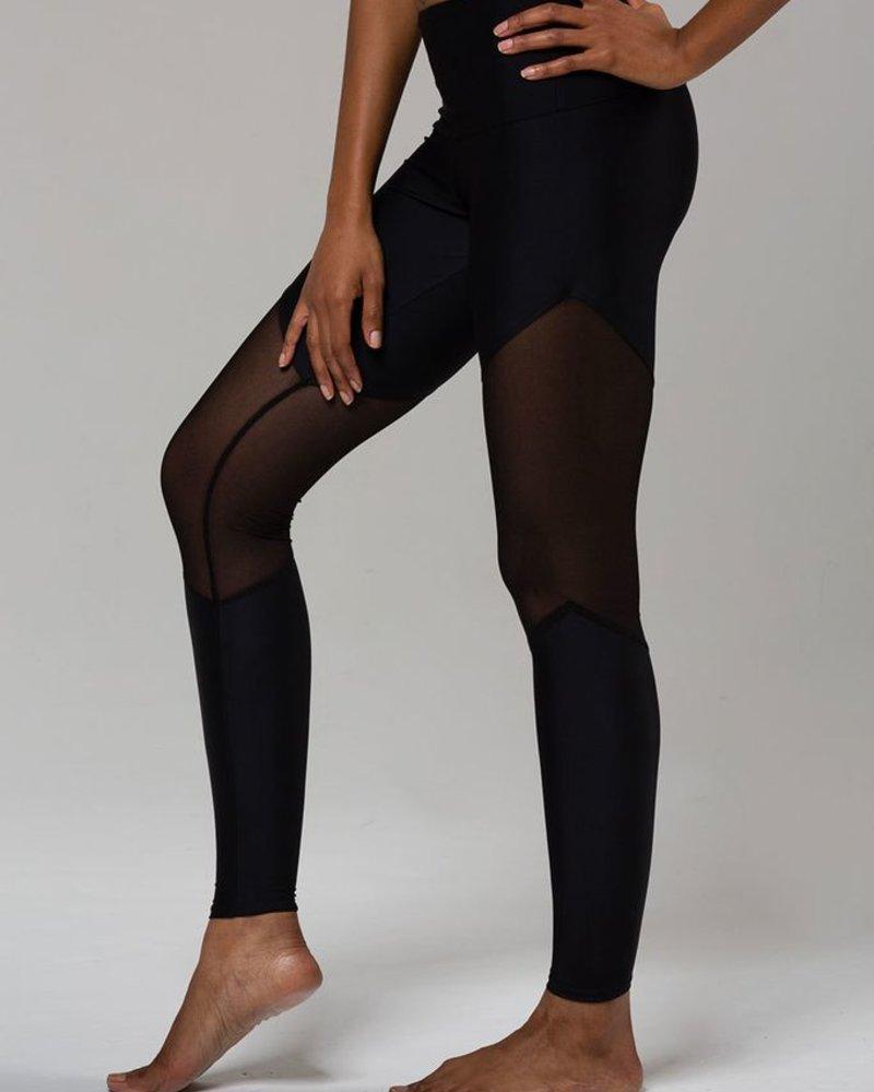 High Rise Track Legging
