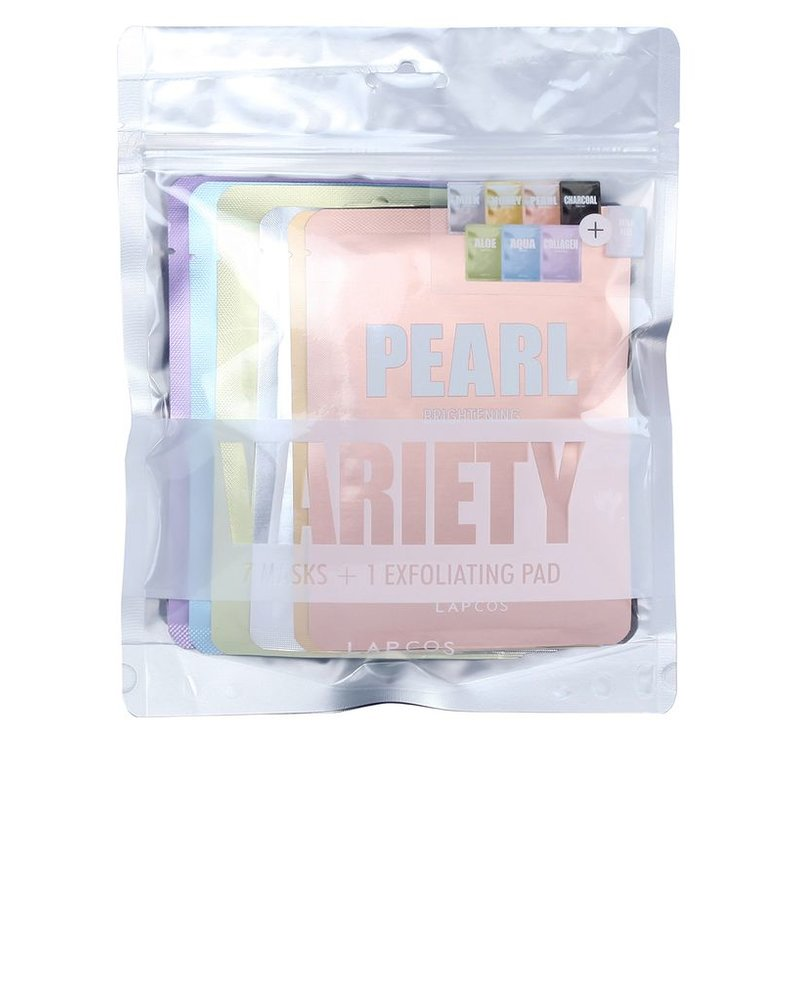 Variety Pack of Daily Masks