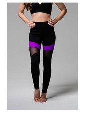 High Waist Royal Legging