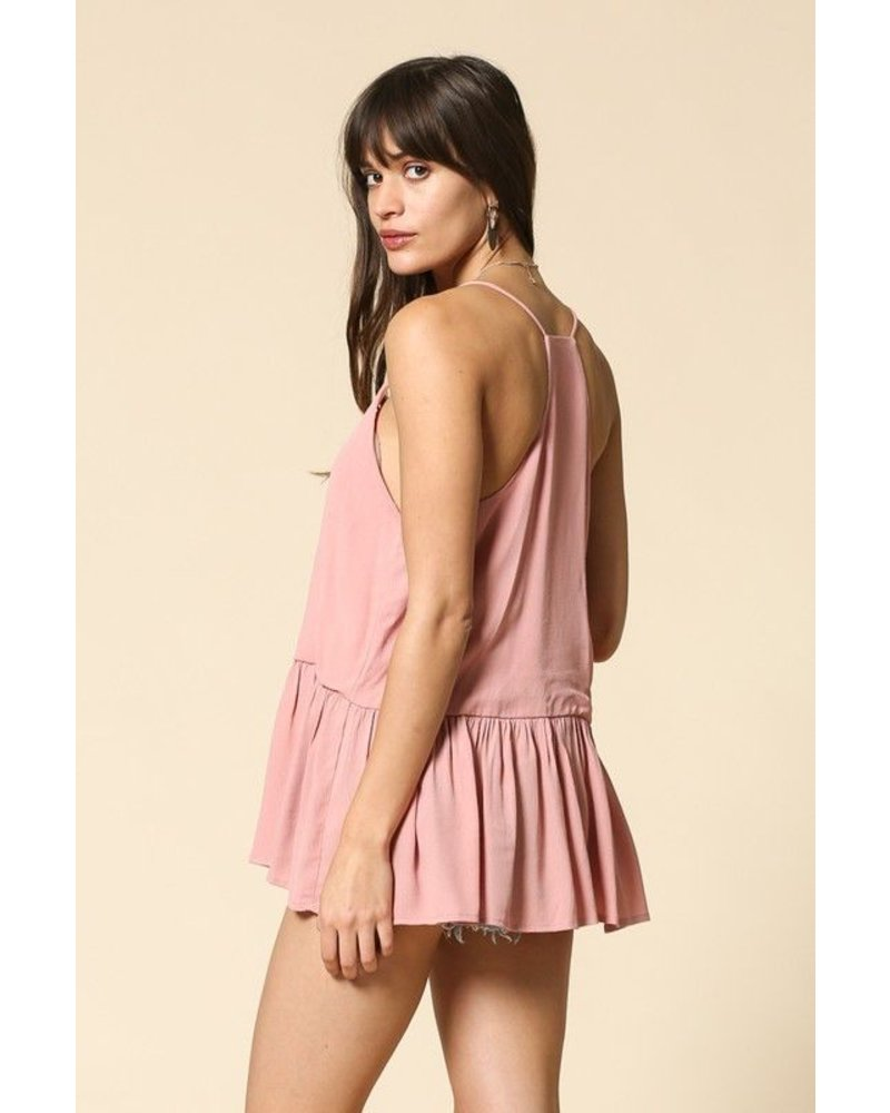 Baby Doll Cami Top