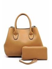 Fashion 2-in-1 Satchel