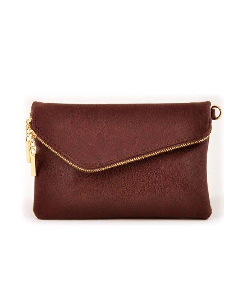 Fashion Envelope Foldover Clutch
