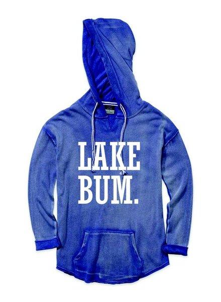 Lake Bum Hoodie