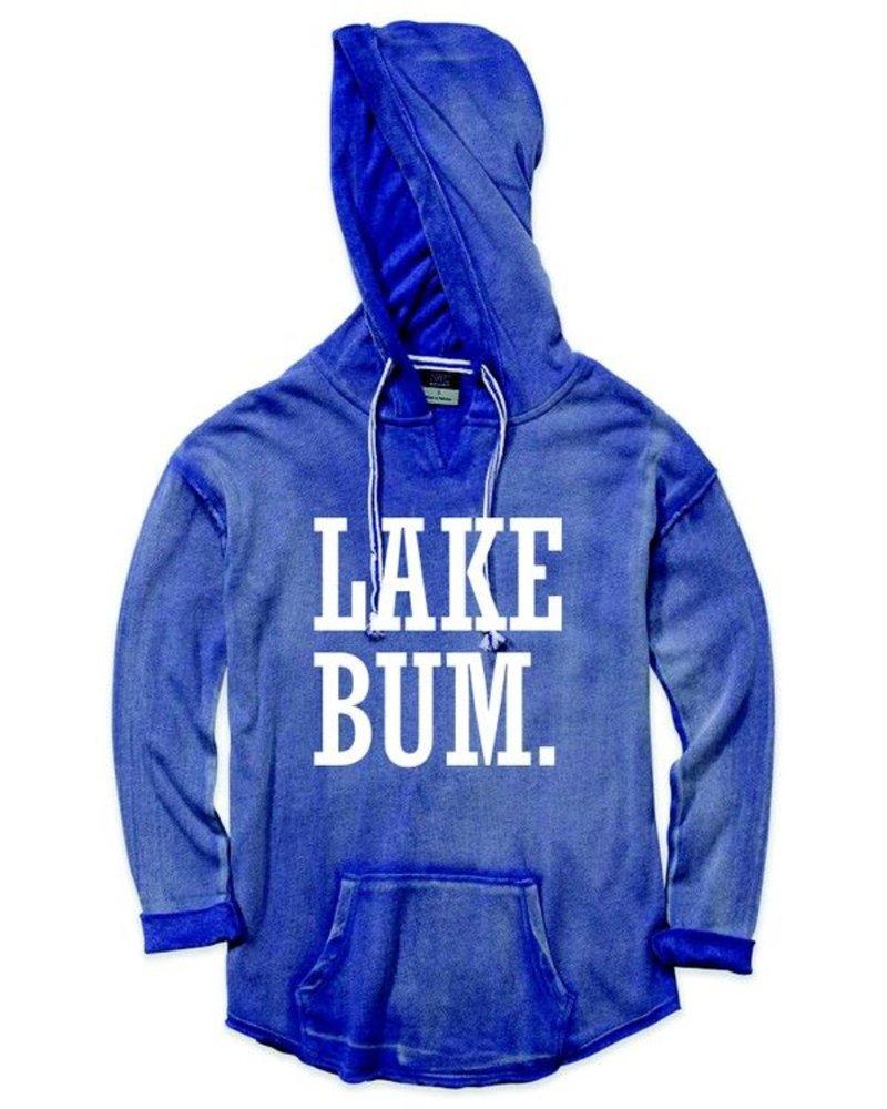 hoodie Lake Bum Hoodie