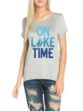 LAKE GRAPHIC TOP