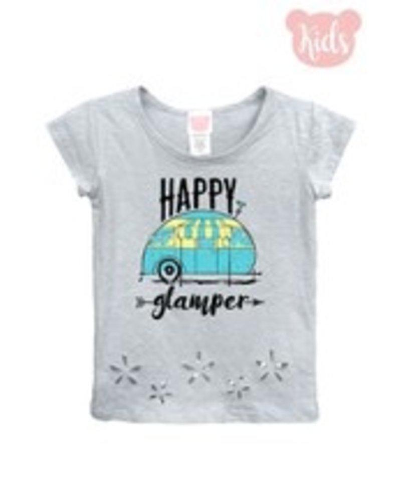 HAPPY GLAMPER W/ CAMPER