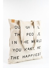 You Make Me The Happiest Bag