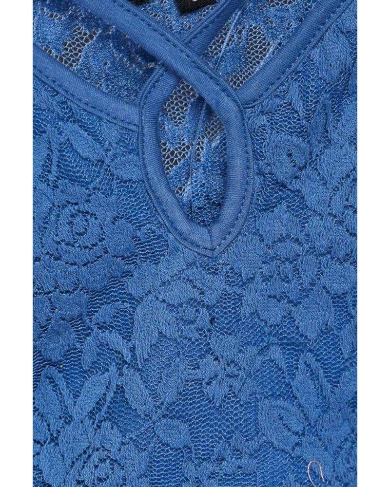 Criss Cross Lace Bralette