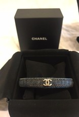 9001 Chanel	Denim Chanel cuff New With Tags