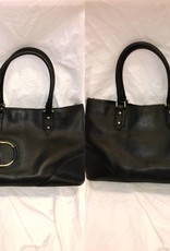 5007 Gucci Horsebit Hassler Tote With Gold Hardware Worn