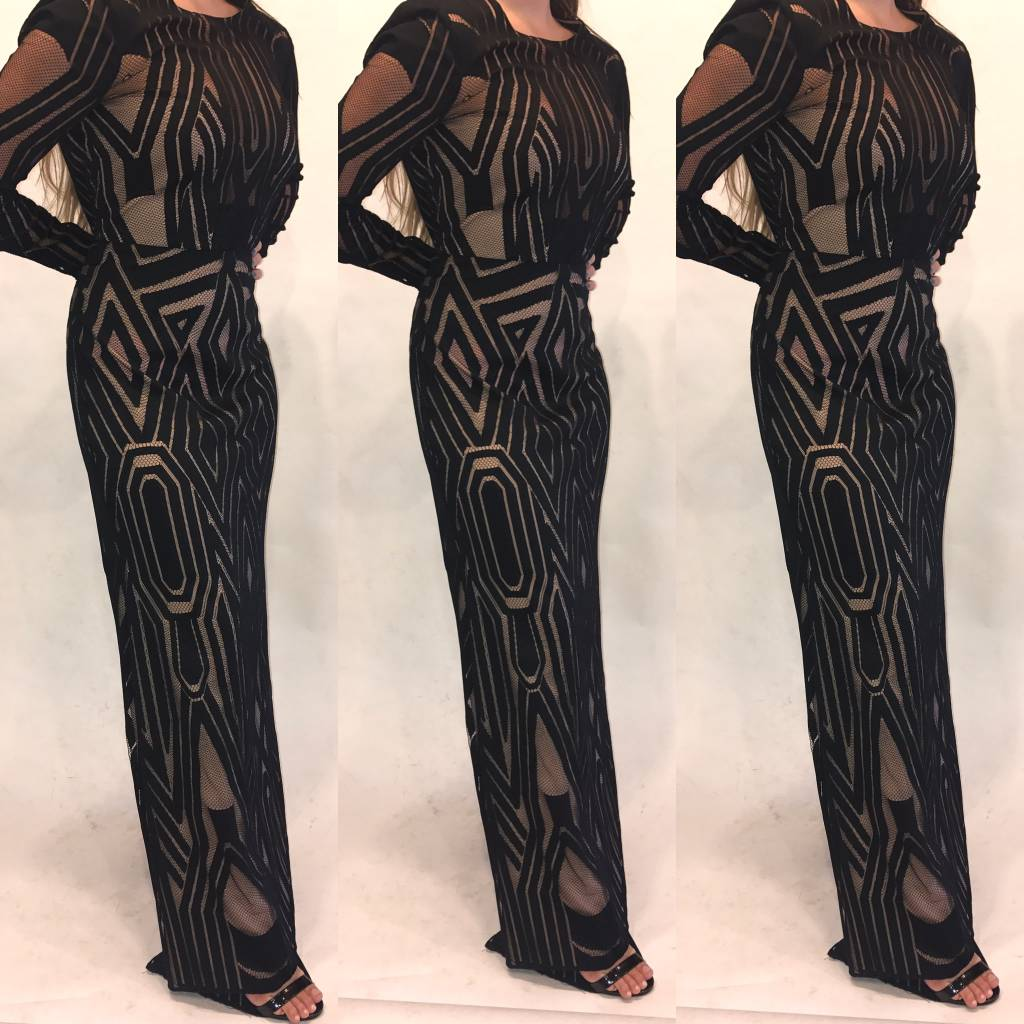 Resale Revolution Evening Gown - Eden Revolution