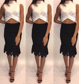 Renamed S9085 Antoinette Mermaid Skirt