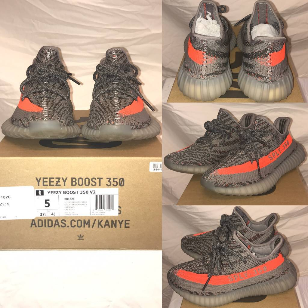 26f27e484 ... 1029 Size 5 Yeezy 350 Yeezy Boost New in Box ...
