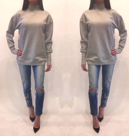 Cotton Candy Cotton Candy Grey Days Sweater