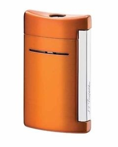 S. T. Dupont | Mini Jet | Lighter | Orange Fizz 10053