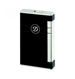 S. T. Dupont | Ligne 2 Torch | Lighter | Black Dupont Lacquer