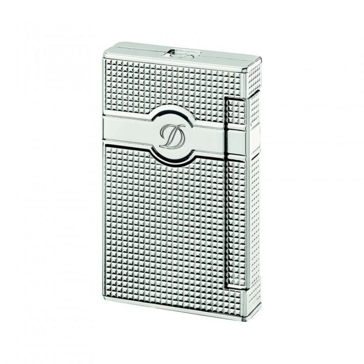 S. T. Dupont | Ligne 2 Torch | Lighter | Diamond Head Palladium