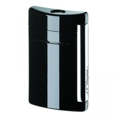 S. T. Dupont   Mini Jet   Lighter   Black Shiny 10011