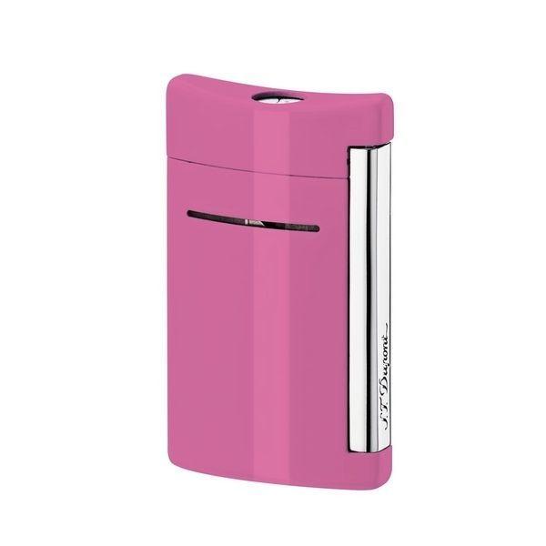 S. T. Dupont   Mini Jet   Lighter   Girly Pink 10034