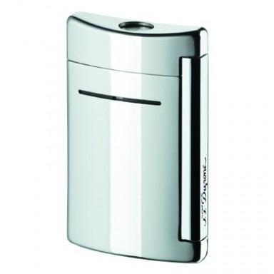 S. T. Dupont | Mini Jet | Lighter | Shiny Chrome 10020
