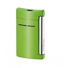 S. T. Dupont | Mini Jet | Lighter | Green Chloryphyl 10040