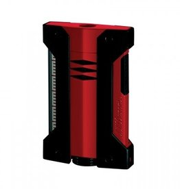 S. T. Dupont | Defi Extreme Torch | Lighter | Red/Black Dupont Lacquer