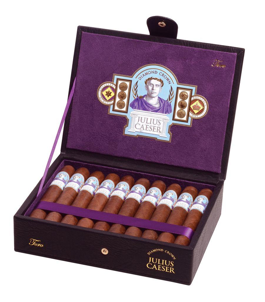 JC.N | Diamond Crown | Julius Caeser | Toro | 6 x 52 | Box of 20