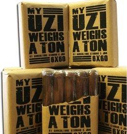 "Drew Estate | My Uzi Weighs A Ton | ""Bait Fish"" | 4 x 44 | Bundle of 25"