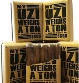 Drew Estate | My Uzi Weighs A Ton | 6 x 60 | Bundle of 10