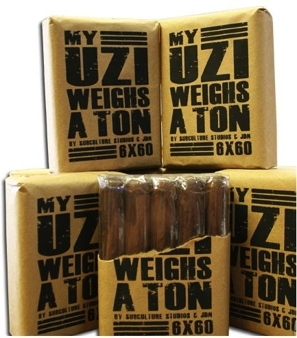 "Drew Estate | My Uzi Weighs A Ton | ""+11"" 