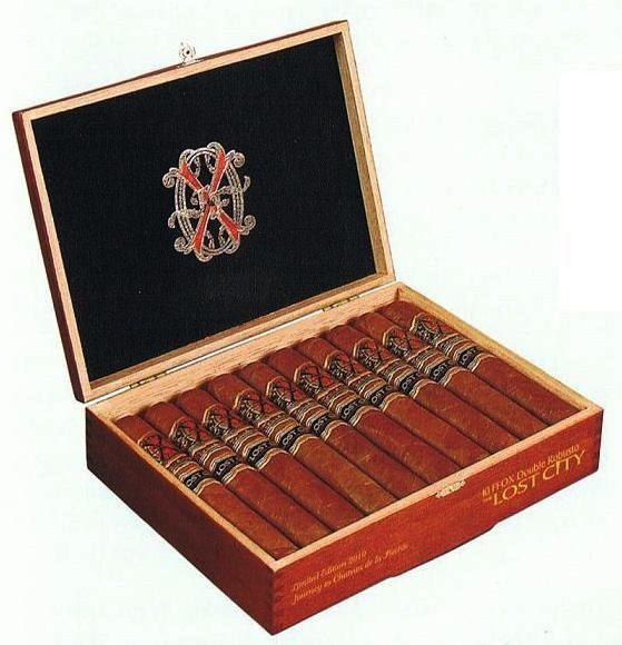 "Prometheus | Opus X | ""Lost City""  