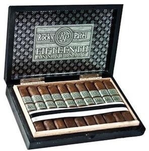 RP   15th Anniversary   Toro   6 1/2 x 52   Box of 20
