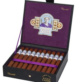 JC.N | Diamond Crown | Julius Caeser | Churchill | 7 1/4 x 52 | Box of 20