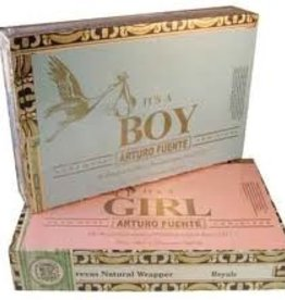"JC.N | Arturo Fuente | Brevas | ""Royal Girl"" 