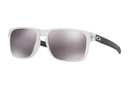 0593353515 Oakley Holbrook Mix Matte Clear w  Prizm Black Lens