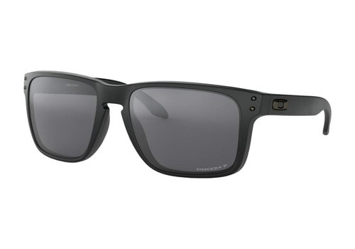 Oakley Oakley Holbrook XL Matte Black w/ Prizm Black Polarized Lens