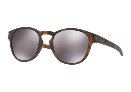 Oakley Oakley Latch Matte Brown Tortoise w/ Prizm Black Lens
