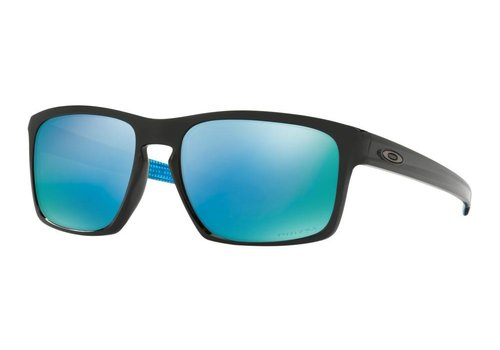 Oakley Oakley Sliver Matte Black w/ Prizm Black Polarized Lens