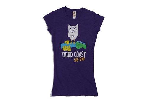 Third Coast Third Coast Owlstock Women's Slub Crew