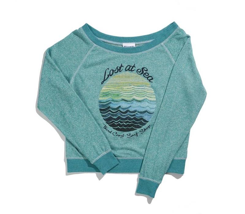 Third Coast Lost at Sea Crew Sweater