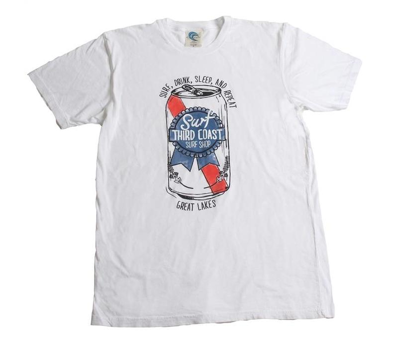 Third Coast Party Time Tee