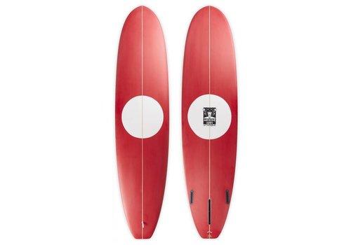 Third Coast 3rd Coast Surfboards 8'6 Medicine Man V5 Red