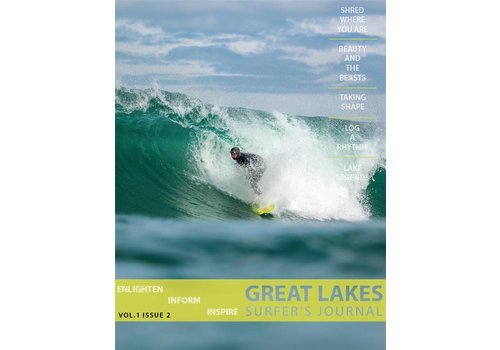 Great Lakes Surfer's Journal Vol. 2