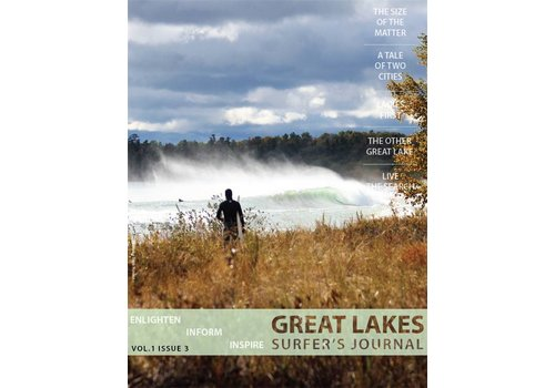 Great Lakes Surfer's Journal Great Lakes Surfer's Journal Volume 1 Issue 3