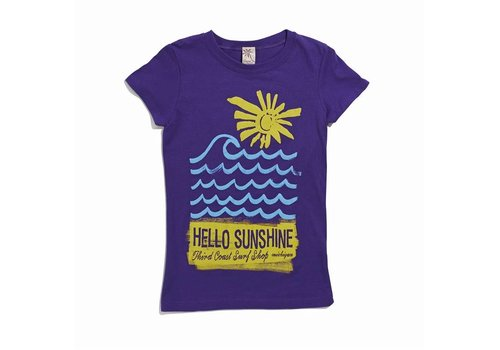 Third Coast Third Coast Seashore Youth Tee