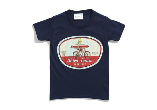 Third Coast Third Coast Surf Bike Youth Tee