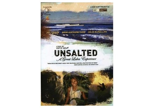 Unsalted: A Great Lakes Experience DVD