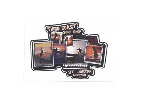 Third Coast Third Coast Photo Collage Sticker