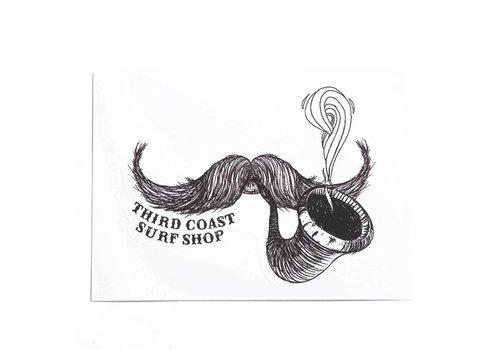 Third Coast Third Coast Smoke Tubes Sticker