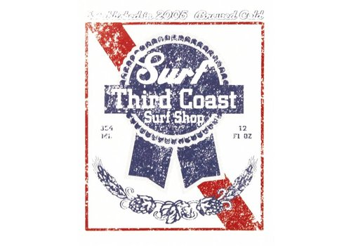 Third Coast Third Coast Party Time Sticker